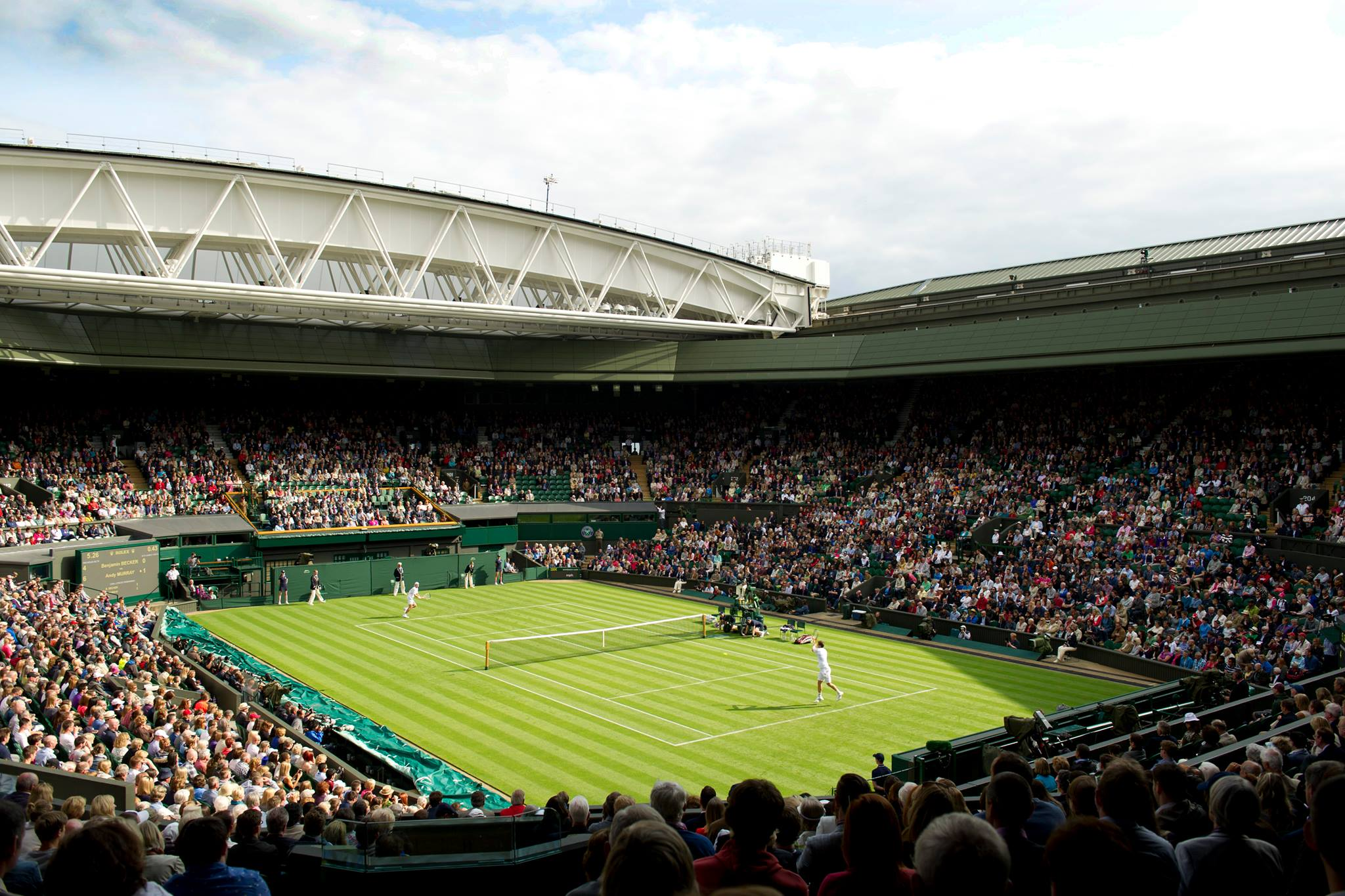Wimbledon Tennis Betting Guide