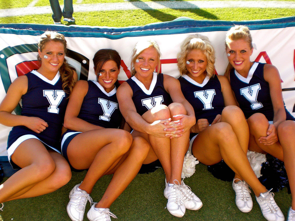 The dating games byu